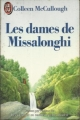Couverture Les dames de Missalonghi Editions J'ai Lu 1989