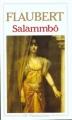 Couverture Salammbô (roman) Editions Flammarion (GF) 1992