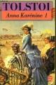 Couverture Anna Karénine, tome 1 Editions Le Livre de Poche 1986