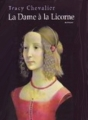 Couverture La dame à la licorne Editions France loisirs 2004