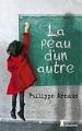 Couverture La Peau d'un autre Editions Sarbacane (Exprim') 2012