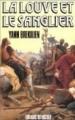 Couverture La Louve et le Sanglier, tome 1 : Les chemins d'Alésia Editions du Rocher 1985