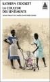 Couverture La couleur des sentiments Editions Babel 2012