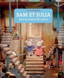 Couverture Sam et Julia dans la maison des souris