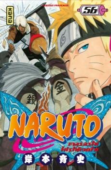 Couverture Naruto, tome 56