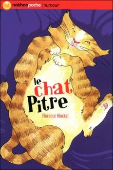 Couverture Le chat Pitre