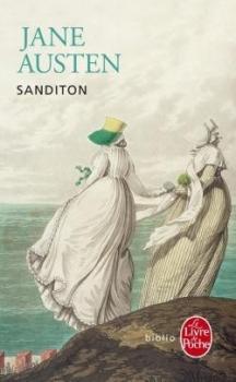 Couverture Sanditon