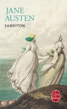 Couverture Sanditon (Dobbs)