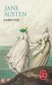 Couverture Sanditon (Dobbs) Editions Le Livre de Poche (Biblio) 2012