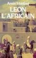 Couverture Léon l'africain Editions JC Lattès 1986