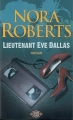 Couverture Lieutenant Eve Dallas, tome 01 : Au commencement du crime Editions J'ai Lu 2012