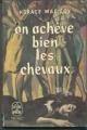 Couverture On achève bien les chevaux Editions Le Livre de Poche 1959