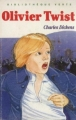 Couverture Oliver Twist / Les Aventures d'Oliver Twist Editions Hachette (Bibliothèque verte) 1972