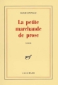 Couverture La saga Malaussène, tome 3 : La petite marchande de prose Editions Gallimard  (Blanche) 1989