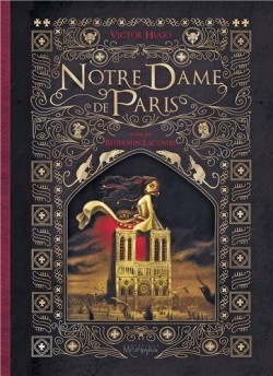 Couverture Notre Dame de Paris (Lacombe), tome 2