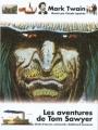 Couverture Les aventures de Tom Sawyer Editions Gallimard  (Jeunesse - Chefs-d'oeuvre universels) 1995