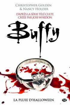 Couverture Buffy contre les vampires, tome 02 : La pluie d'Halloween