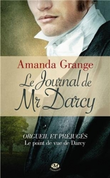 Couverture Le journal de Mr Darcy