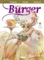Couverture Lord of Burger, tome 4 : Les secrets de l'aïeule Editions Glénat 2012
