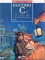 Couverture Giacomo C., tome 01 : Le masque dans la bouche d'ombre Editions Glénat (Vécu) 1997