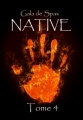 Couverture Native, tome 4 Editions Sharon Kena 2012