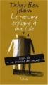 Couverture Le racisme expliqué à ma fille Editions Seuil 2004