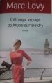 Couverture L'Etrange Voyage de monsieur Daldry Editions France Loisirs 2011