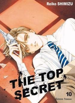 Couverture The Top Secret, tome 10