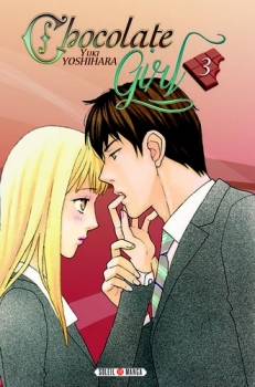 Couverture Chocolate Girl, tome 3