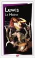 Couverture Le moine Editions Flammarion (GF) 2011