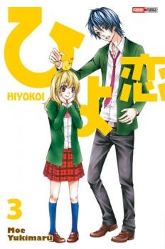 Couverture Hiyokoi, tome 03