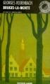 Couverture Bruges-la-Morte Editions Labor (Espace nord) 1986