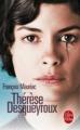 Couverture Thérèse Desqueyroux Editions Le Livre de Poche 2012