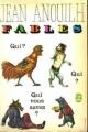 Couverture Fables Editions Le Livre de Poche 1966