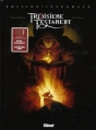 Couverture Le troisième testament, intégrale Editions Glénat 2007