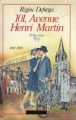 Couverture La Bicyclette bleue, tome 02 : 101, avenue Henri-Martin Editions Le Grand Livre du Mois 1995