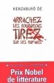 Couverture Arrachez les bourgeons, tirez sur les enfants Editions Gallimard  (L'imaginaire) 2012