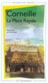 Couverture La place royale Editions Flammarion (GF) 2001
