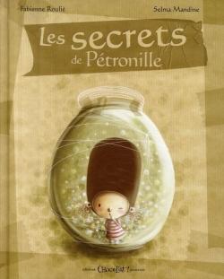 Couverture Les secrets de Pétronille