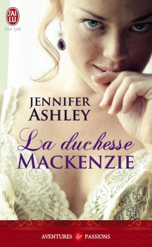 Couverture La duchesse MacKenzie