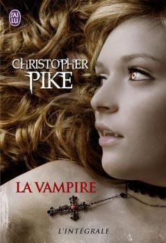 Couverture La Vampire, intégrale