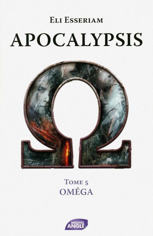 Couverture Apocalypsis, tome 5 : Omega