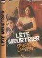 Couverture L'été meurtrier Editions France Loisirs 1979
