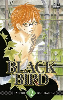 Couverture Black Bird, tome 12