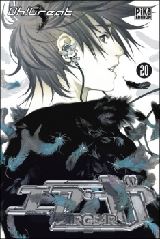 Couverture Air Gear, tome 20