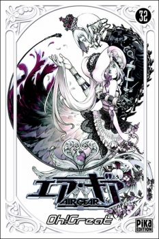 Couverture Air Gear, tome 32