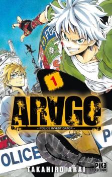 Couverture Arago : Police Investigator, tome 1