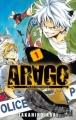 Couverture Arago : Police Investigator, tome 1 Editions Pika (Shônen) 2012