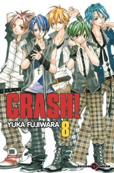 Couverture Crash !, tome 08