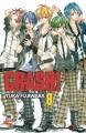 Couverture Crash !, tome 08 Editions Tonkam (Shôjo) 2012